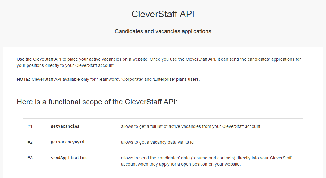 API _ CleverStaff _ All-in-One ATS & Recruiting Software - Google Chrome 2017-06-06 15.26.17