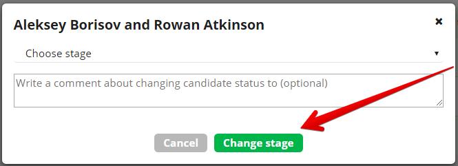 Actor   CleverStaff Google Chrome 2018 02 23 16.46.38 - Нова версія: масове переведення кандидатів на етапи і новий дизайн зовнішньої сторінки тестів