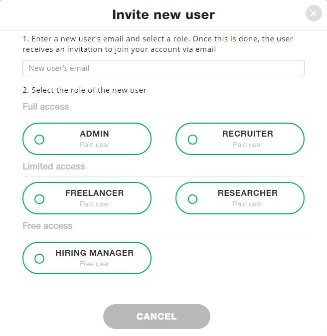 инвайт - Новая версия: улучшение юзабилити и красоты интерфейса