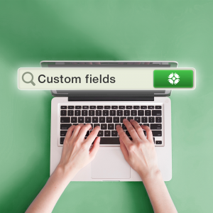 Custom fields search