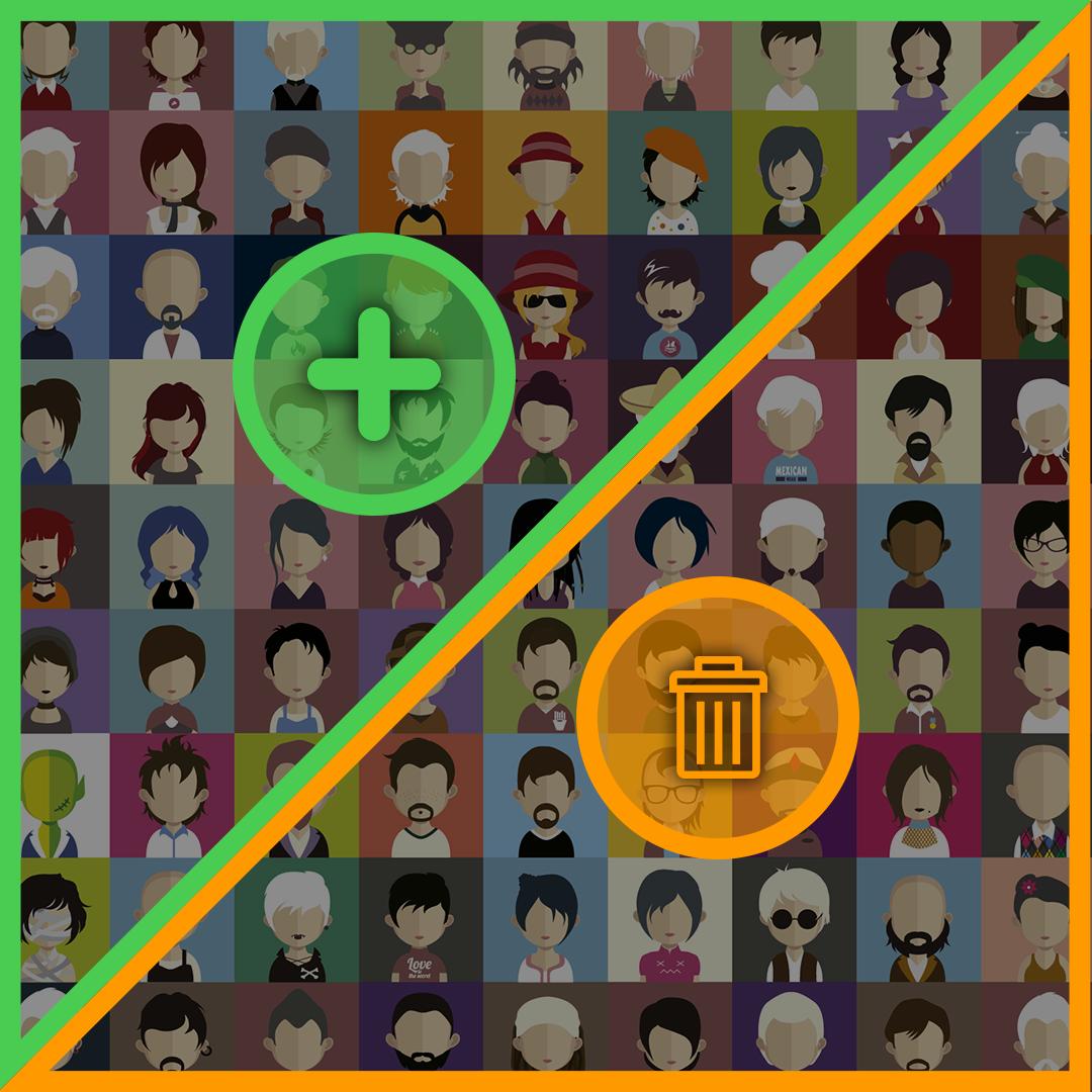 14 - Массовое добавление комментариев и массовое удаление кандидатов - новые функции в CleverStaff