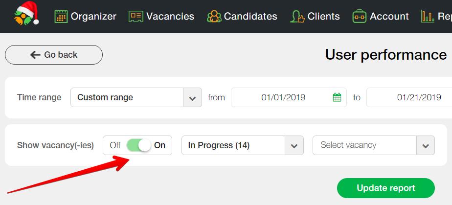 Performance report Google Chrome 2019 01 21 18.08.45 - Активность пользователей - новый отчет в CleverStaff