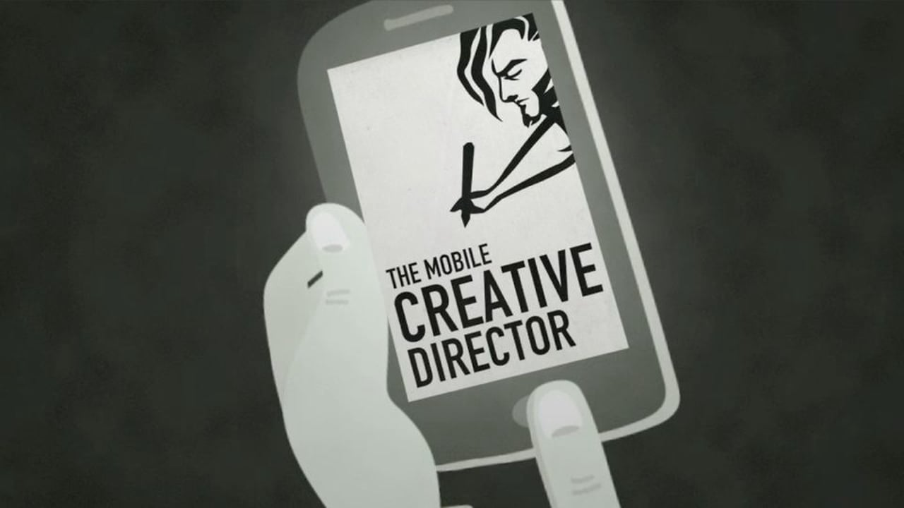 the mobile creative director